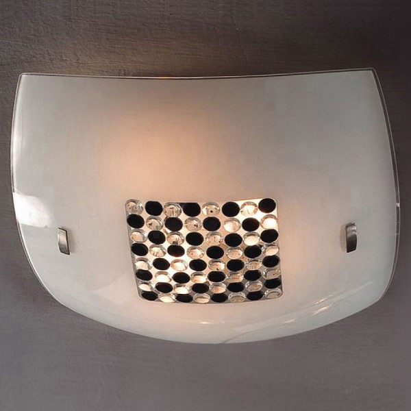 Светильник на штанге Конфетти Черный 8x8 933 CL933316 Citilux, Дания
