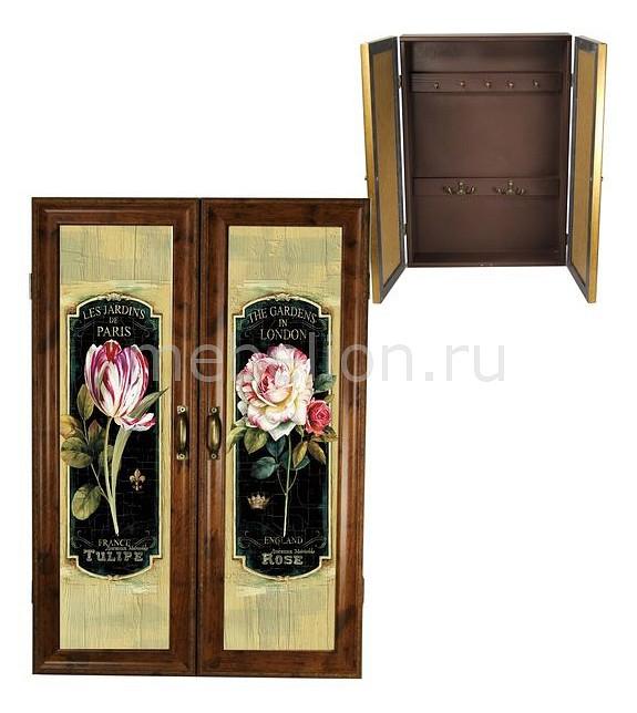 Ключница Акита (32х46 см) Тюльпаны 311-23 ключница акита 23х33 см королевские узоры 7358