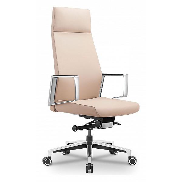 Кресло для руководителя _JONS/BEIGE Бюрократ BUR_1120264