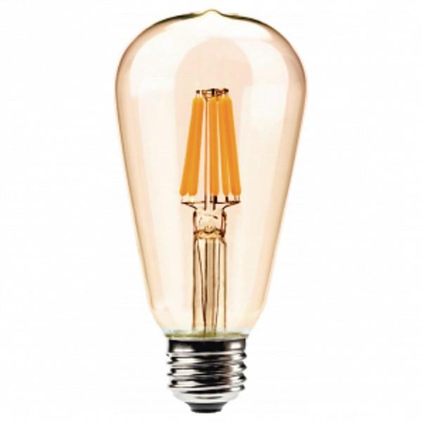 Лампа светодиодная E27 6Вт 220В 2700K 98646,33
