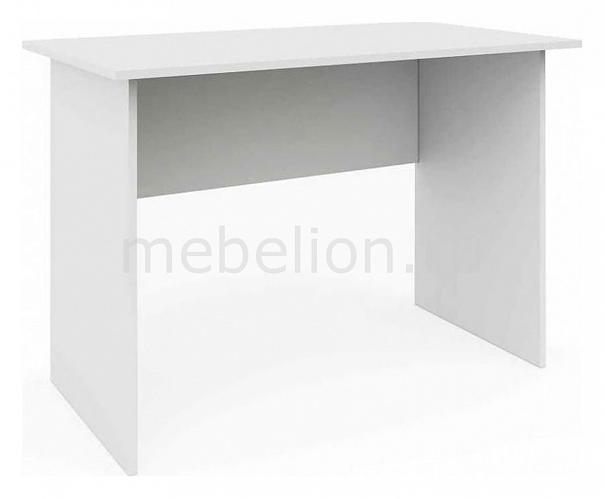 Офисный стол МФ Мастер MAS_MST-SDM-05-R-16BEL от Mebelion.ru