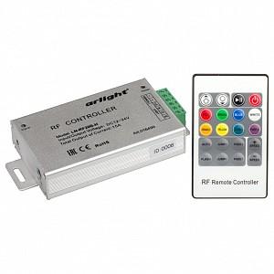 Контроллер-регулятор цвета RGB с пультом ДУ LN-RF20B-H (12-24V,180-360W, ПДУ 20кн)