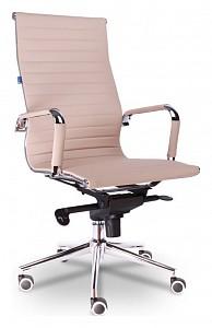 Кресло для руководителя Rio M EC-03Q PU Beige