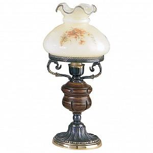 Лампа деревянная настольная 2812 RA_P_2812_M