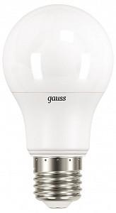 Лампа светодиодная [LED] Gauss E27 11W 4100K