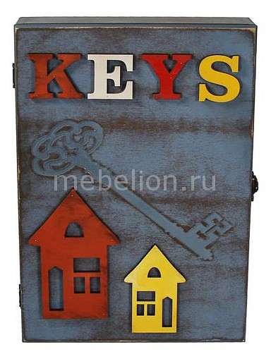 Ключница Акита (24х34 см) KEYS N-49 ключница акита 23х33 см каретная стяжка 7360