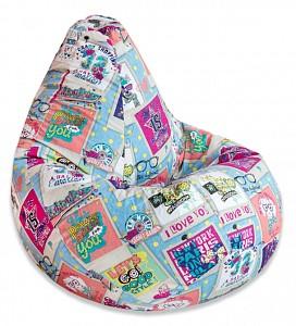 Кресло-мешок Dream Жаккард L
