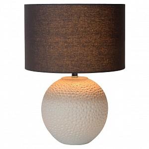 Настольная лампа с абажуром Sally LCD_13553_81_38