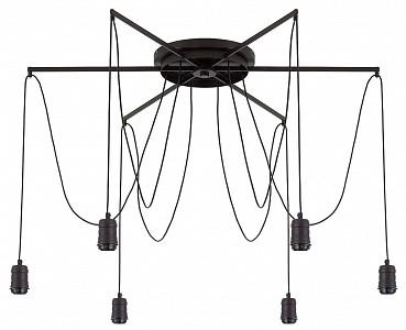Круглый потолочный светильник диаметр 120 см Эдисон CL451262