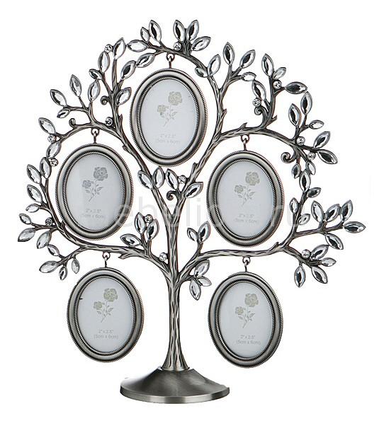 Мультирамка АРТИ-М (25х25 см) Дерево 363-291 арти м 8х14 см серебряный цветок 167 121