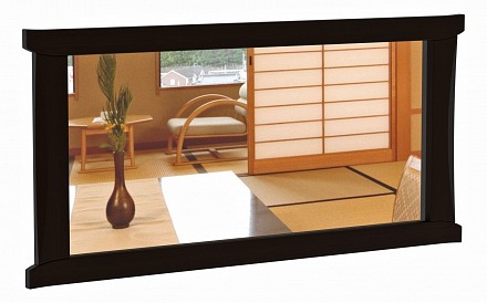 Зеркало настенное Сакура