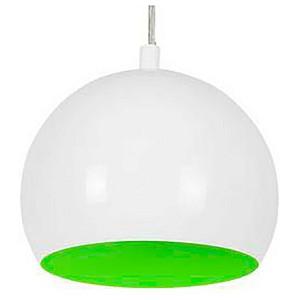 Подвесной светильник Ball White-Green Fl 6472