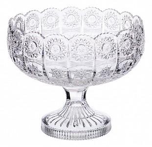 Чаша декоративная (23х19.5 см) Muza Crystal 695-031