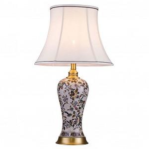 Лампа настольная с абажуром Harrods LT_Harrods_T933.1