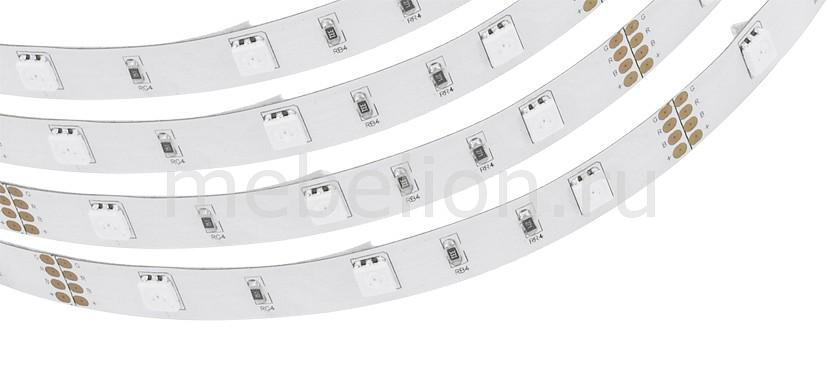 Комплект с лентой светодиодной Eglo (5 м) Led Stripes-Basic 92063 h3 led белый dc 12v день вождения 7 5 вт super car противотуманные фары лампочки авто