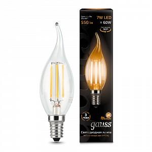 Лампа светодиодная 1048 E14 150-265В 7Вт 2700K 104801107