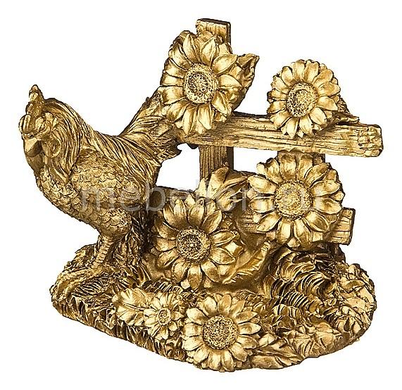 Статуэтка АРТИ-М (9.2х6.5х7.9 см) Фермерский петух 117-249 крючок декоративный арти м набор из 3 крючков декоративных 189 117