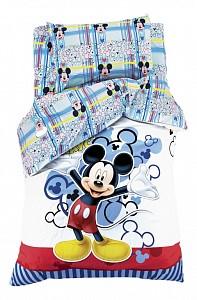 Постельное белье Микки Маус