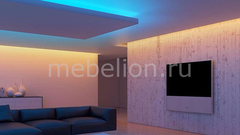 Купить Комплект с лентой светодиодной, Лента светодиодная [3 м] ULTRALED 70567, Paulmann, серый, металл
