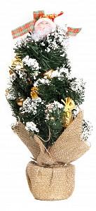 Ель новогодняя (45 см) с украшениями ИТ1 45 (золото)