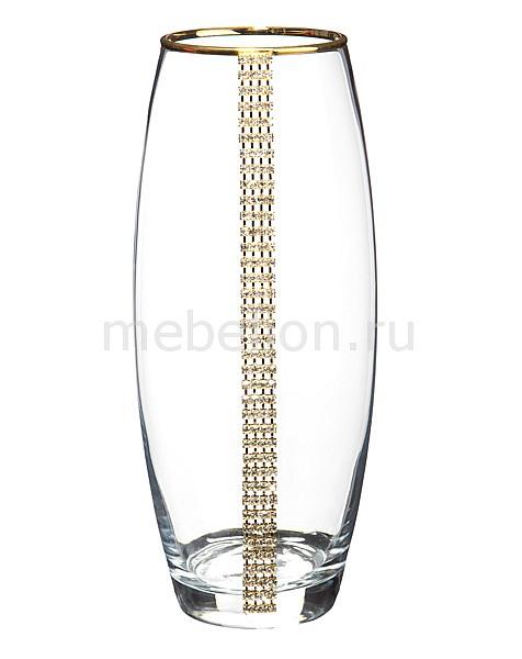 Ваза настольная АРТИ-М (27.5 см) 802-138454 арти м ваза настольная 35 5 см оригами 112 314