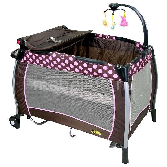 Матрас для новорожденных Selby TPL_0001328 от Mebelion.ru