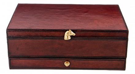 Шкатулка для украшений (30.5x20.5x11 см) Арт 872-115
