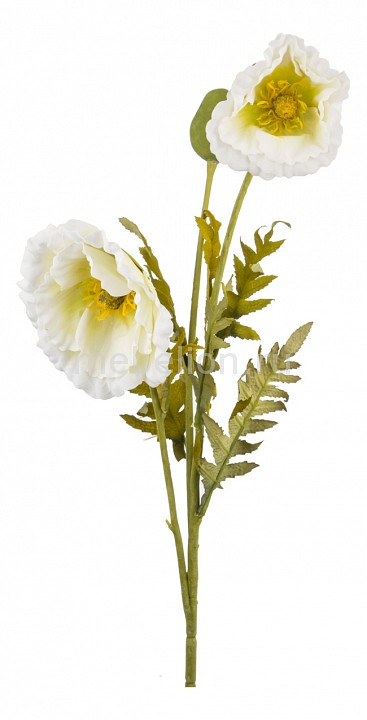 Цветок АРТИ-М (110 см) Мак 23-460