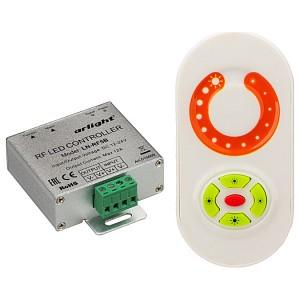 Контроллер-диммер с пультом ДУ LN-RF5B (12-24V,120-240W, ПДУ сенсор)