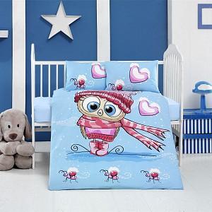 Детский комплект постельного белья Cute