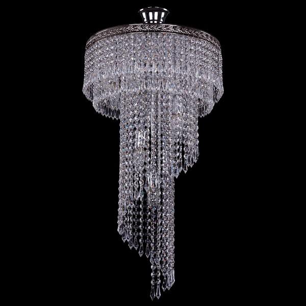 Люстра на штанге 8311/40-70/Ni Bohemia Ivele Crystal 8311/40/70/Ni  (BI_8311_40_70_Ni), Чехия