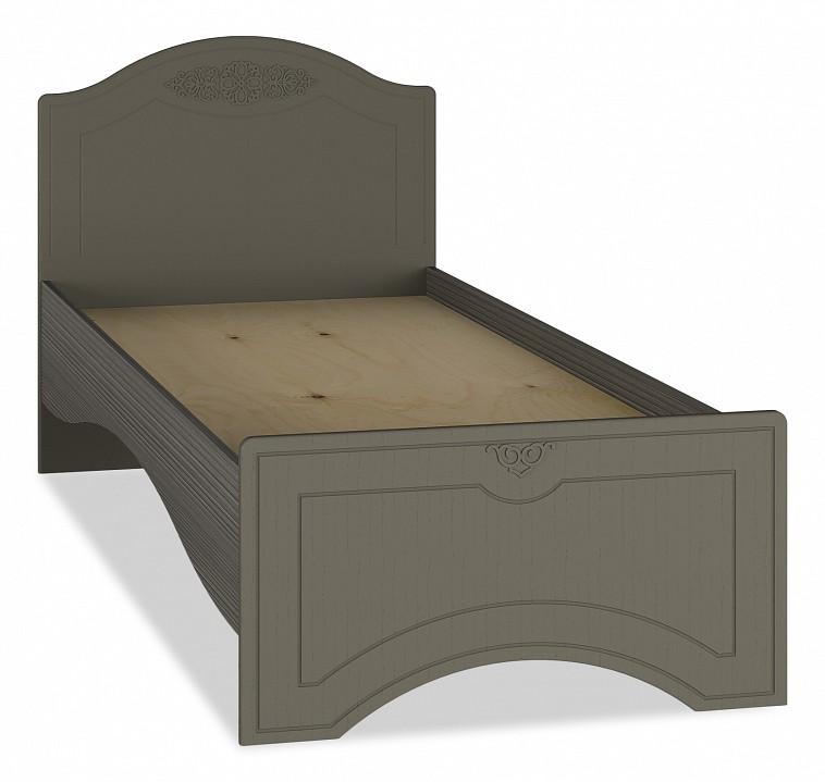 Кровать односпальная Ассоль плюс АС-26