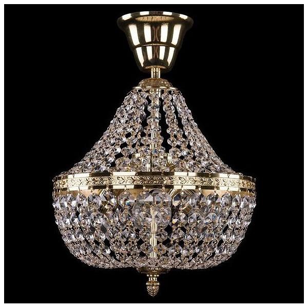 Светильник на штанге 2160/25/G Bohemia Ivele Crystal 2160/25/GD  (BI_2160_25_GD), Чехия