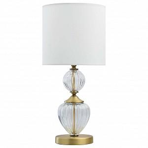 Настольная лампа декоративная Оделия 619031001