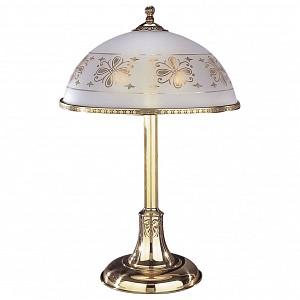 Настольная лампа декоративная P 6102 G