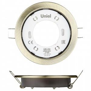 Встраиваемый светильник GX53-H2 UL-00005056