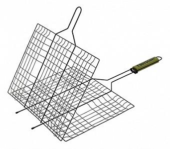 Решетка-гриль (62х30х2.5 см) Boyscout 61312