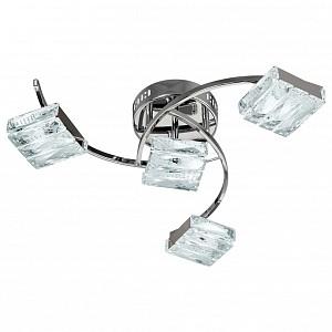 Светодиодный потолочный светильник 12 вт 1663 MAX_1-1663-4-CR_Y_LED