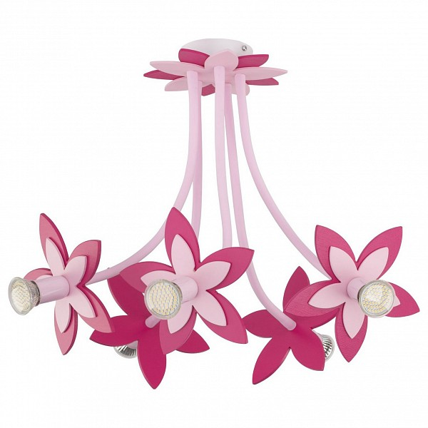 Потолочная люстра Flowers 6896