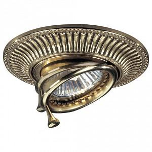 Встраиваемый светильник SPOT 1082 ORO