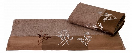 Банное полотенце (70х140 см) FLORA