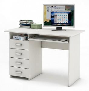 Стол компьютерный Лайт-4К