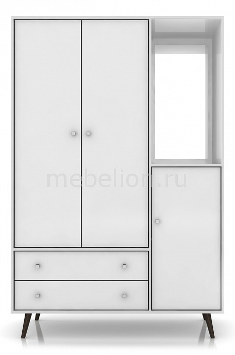 Шкаф Manhattan Comfort MCF_208BMC6 от Mebelion.ru