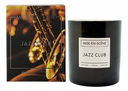 Свеча ароматическая (9.2 см) Mise En Scene Jazz club