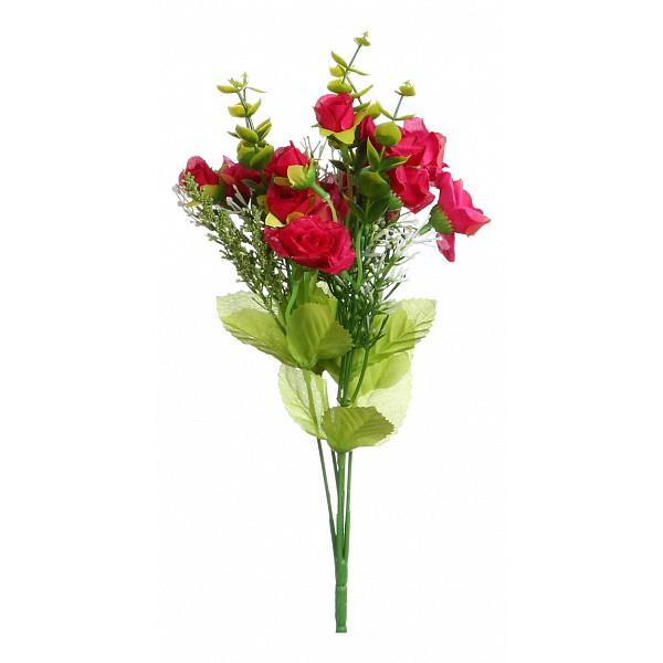 Букет (31 см) Чайная роза 23-317 фото