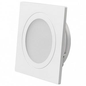 Встраиваемый светильник Ltm-s Ltm-S60x60WH-Frost 3W White 110deg