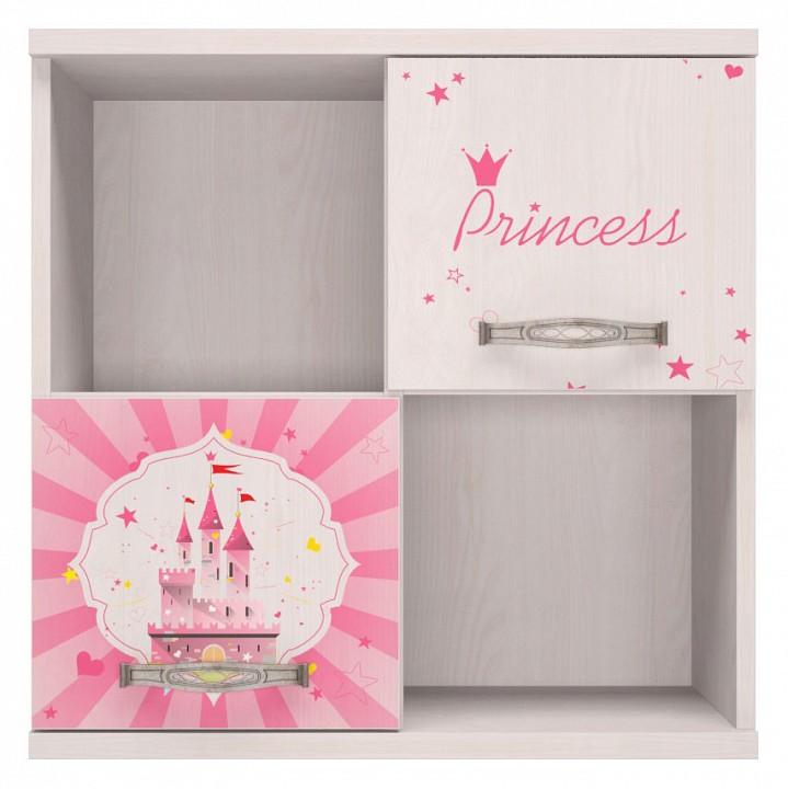 Купить Полка комбинированная Принцесса 10, Ижмебель