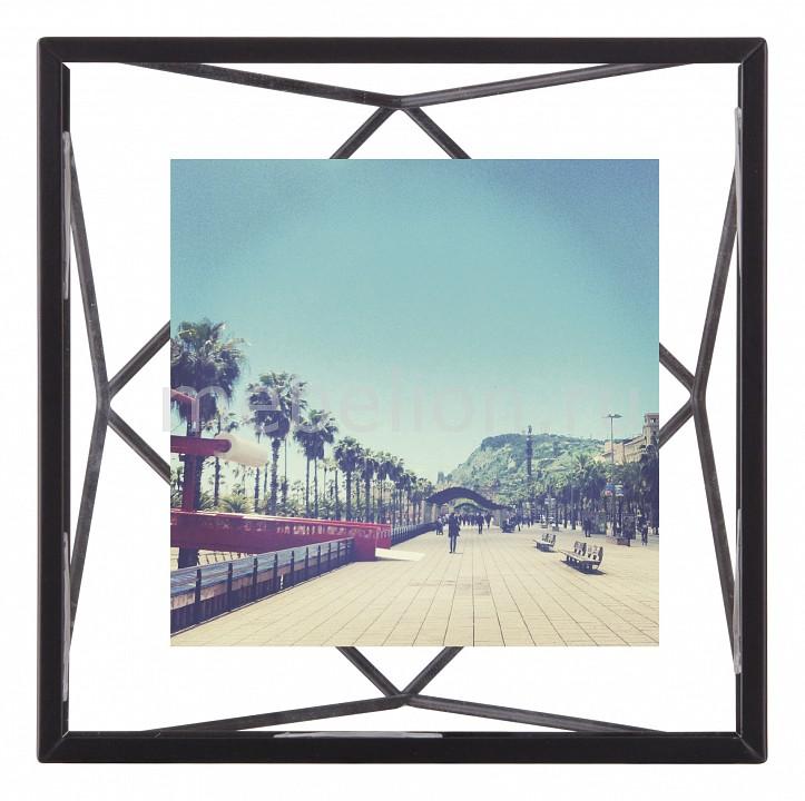 Фоторамка настольная Umbra (15.2х15.2 см) Prisma 313017-040 umbra зеркало декоративное prisma