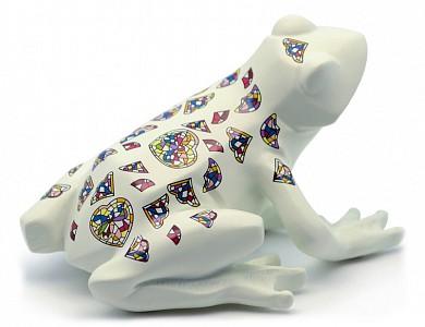 Статуэтка (9.5 см) Frog (Лягушка) 763013