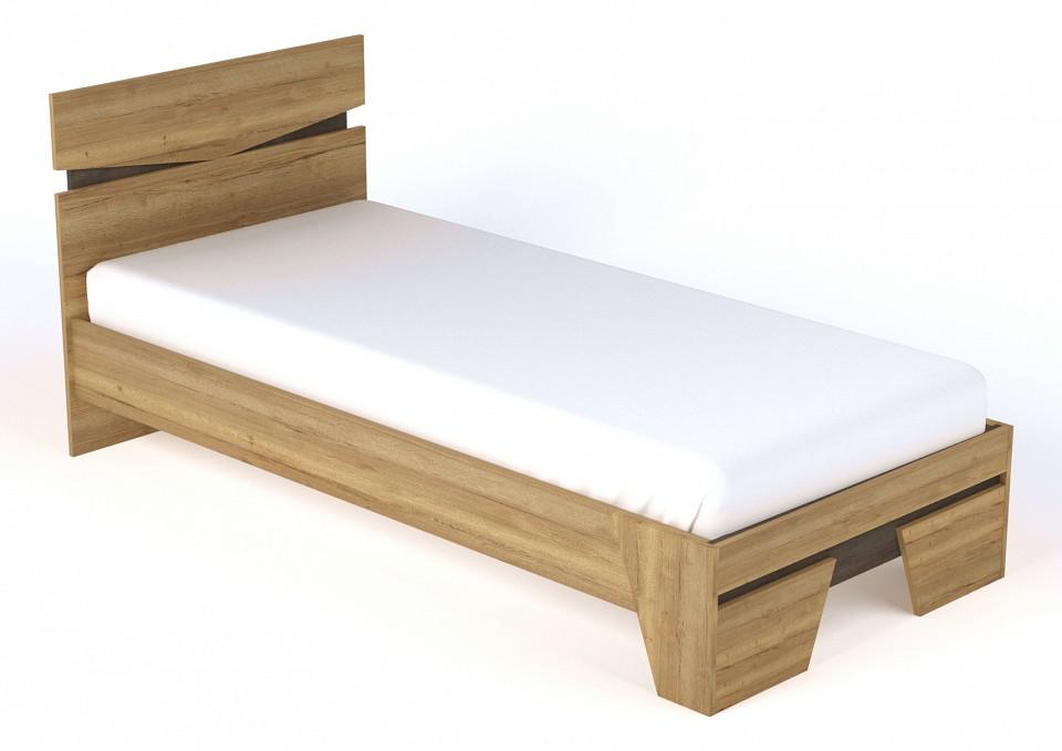Кровать односпальная Стреза
